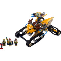 Lego Legends of Chima - Lutador Real de Laval - 6489
