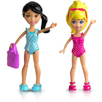 Polly Pocket - Diversão na Piscina - Mattel - 175