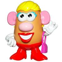 Boneco Mrs. Potato Head - Madame Patate - Playskool - Hasbro - 188