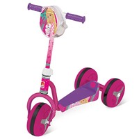Patinete Barbie - Bandeirante -2037 - 2827
