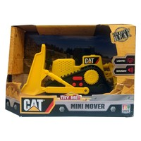 Trator Caterpillar - Mini Mover - Bulldozer - DTC - 7500