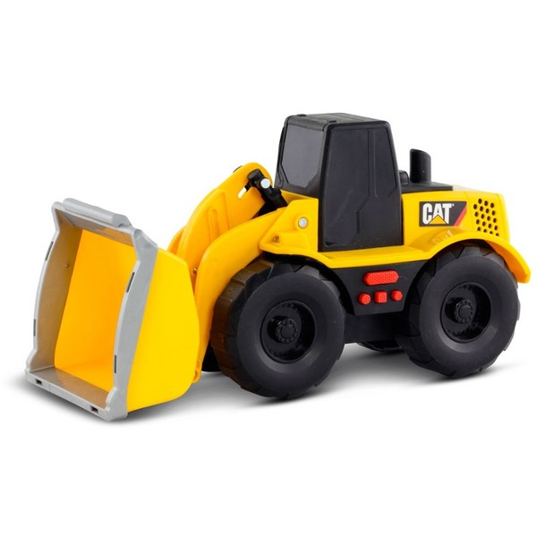 BeHappy Brinquedos - Caterpillar - Big Builder - DTC