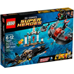 LEGO Super Heroes - DC Comics - O Ataque do Fundo do Mar de Manta Negra - 76027