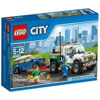 LEGO City - Caminhão Guincho e Pick Up - 60081