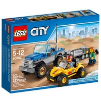 LEGO City - Jeep e Buggy das Dunas - 60082