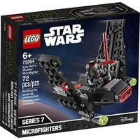 LEGO Star Wars - Ônibus Espacial Do Kylo Ren - LEGO 13218