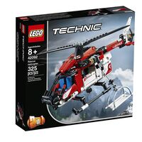 LEGO TECHNIC - HELICÓPTERO DO SALVAMENTO - 12741
