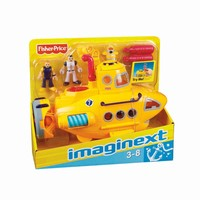 Submarino Aventura - Imaginext - Fisher-Price - 22